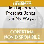 On my way to church cd musicale di Jim Jones