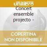 Concert ensemble projecto - cd musicale di Quintet Johnhandy