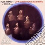 Lift every voice - roach max cd musicale di Max Roach