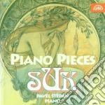 Suk Josef - Opere X Pf: Polacca-fantasia Op. 5, Umoresca In Do Magg., Moods Op. 10, Otto Pez cd musicale di Josef Suk