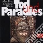 Brod  - Stamic Quartet  /ivan Kusnjer Bar, Katerina Kachlikova Sop, Frantisek Kuda Pf. cd musicale