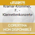Clarinet concerto cd musicale di Krommer-kramar