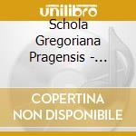 Schola Gregoriana Pragensis - Grudencz Maiestas Dei cd musicale