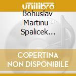 Opere orchestrali cd musicale di Martinu