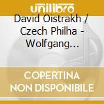 David Oistrakh/Czech Philha - Mozart Beethoven Brahms -Vi cd musicale di David Oistrakh