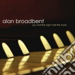 Brian Bromberg - You And The Night And The Music cd musicale di Broadbent Alan