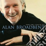 Alan Broadbent - Every Time I Think Of You cd musicale di Broadbent Alan