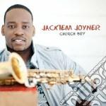 Jackiem Joyner - Church Boy cd musicale di Joyner Jackiem