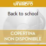 Back to school cd musicale di Flakes The