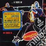 UN SORSO DI... cd musicale di Cocktail Montefiori