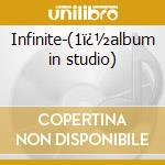 Infinite-(1�album in studio) cd musicale di Eminem