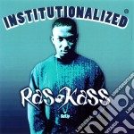 Ras Kass - Institutionalized cd musicale di Kass Ras