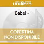 Babel - cd musicale di Brasil Paul