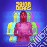 Solar Bears - She Was Coloured In cd musicale di Bears Solar