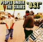 O.s.t. cd musicale di People under the sta
