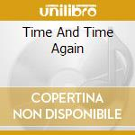 TIME AND TIME AGAIN cd musicale di PAPA ROACH