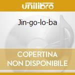 Jin-go-lo-ba cd musicale di Santana