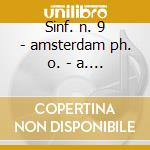 Sinf. n. 9 - amsterdam ph. o. - a. joo cd musicale di Dvorak