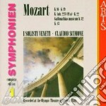 Mozart, W. A. - Early Symphonies Vol.1 cd musicale di Wolfgang Amadeus Mozart