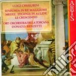 Cherubini, L. - Sinfonia In Re Maggiore-m cd musicale di Cherubini