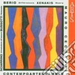 Berio - Differences cd musicale di Etc Bussotti/berio