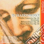 Tschaikowsky, P.i. - Violin Concerto Op.35,ser cd musicale di Chaikowsky