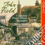 John Field - Complete Piano Music 2 cd musicale di J. Field