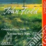 John Field - Complete Piano Music 4 cd musicale di J. Field