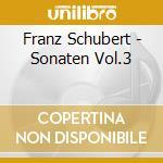 Sonate per pf vol. 3^ - m. damerini cd musicale di Schubert