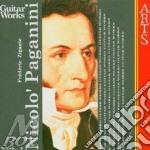 Paganini, N. - Guitar Music Vol.1-sonata cd musicale di Paganini