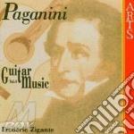 Paganini, N. - Guitar Music Vol.4-ghirib cd musicale di Paganini