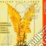 Villa Lobos, H. - Wind Music cd musicale di Villa-lobos