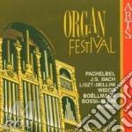 Arturo Sacchetti - Organ Festival cd musicale di Sacchetti -vv.aa.