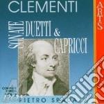 Clementi, M. - Sonate, Duetti & Capricci cd musicale di Clementi