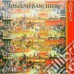 Zabaione musicale/barca venetia-lombardo cd musicale di Banchieri