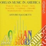 Arturo Sacchetti - Organ History: In America cd musicale di Sacchetti -vv.aa.