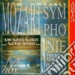 Mozart, W. A. - Early Symphonies Vol.3 cd musicale di Wolfgang Amadeus Mozart