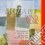Mozart, W. A. - Music For Winds Vol.1 cd musicale di Wolfgang Amadeus Mozart