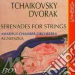 Dvorak & Tschaikowsky - Serenades For String cd musicale di Chaikowsky/dvorak