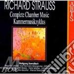 Int. comp.da camera completa - vv.aa. cd musicale di R. Strauss