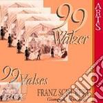 99 valzer - g. muntoni (pf) cd musicale di Schubert