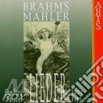 Lieder - l.popp (sop), g. parsons (pf) cd musicale di Brahms/mahler