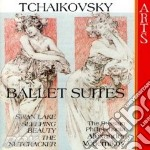Tschaikowsky, P.i. - Ballet Suites,swan Lake,s cd musicale di Tchaikovsky
