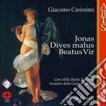 Giacomo Carissimi - Oratorios cd musicale di G. Carissimi