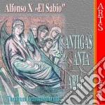 Alfonso X - Cantigas De Santa Maria cd musicale di Alfonso x