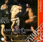 Pass.sec.giovanni-invernizzi,rsi fasolis cd musicale di Johann Sebastian Bach