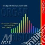 Arturo Sacchetti - Organ History cd musicale di Sacchetti - vv.aa.