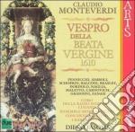 Monteverdi, C. - Vespro Della Beata Vergin cd musicale di Monteverdi