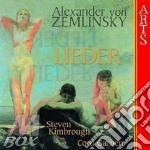 Lieder - kimbrough(bar), garben (pf) cd musicale di A.v. Zemlinsky