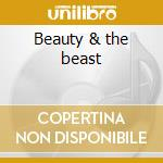 Beauty & the beast cd musicale